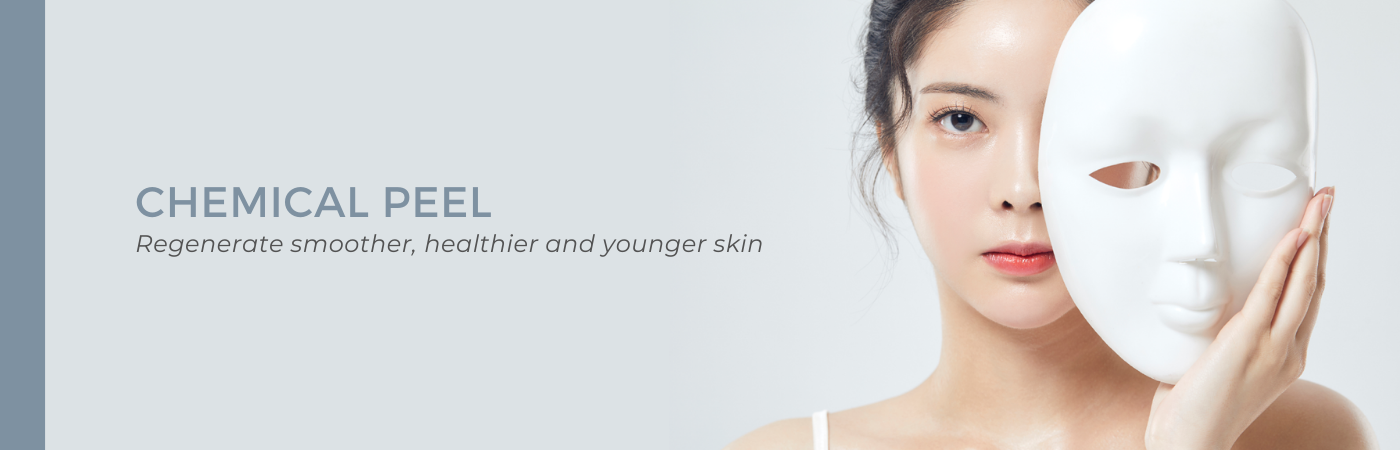 Ozhean AM - Chemical peel - Acne / pigmentation